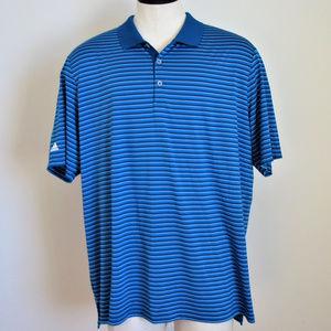 Adidas Men's Short Sleeve Golf Polo Shirt Size XL